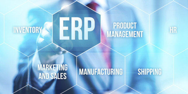 ERP buiness software